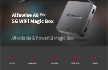 Alfawise A8 Pro 5g